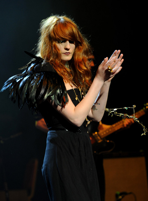 Florence And The Machine - Gallery Photo Colection