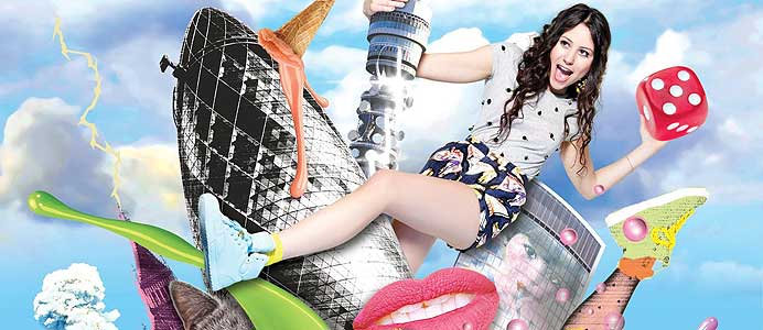 eliza doolittle album cover. Eliza Doolittle#39;s self titled