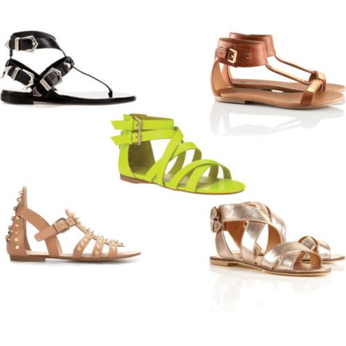 Top 5 Flat Sandals Freak Deluxe
