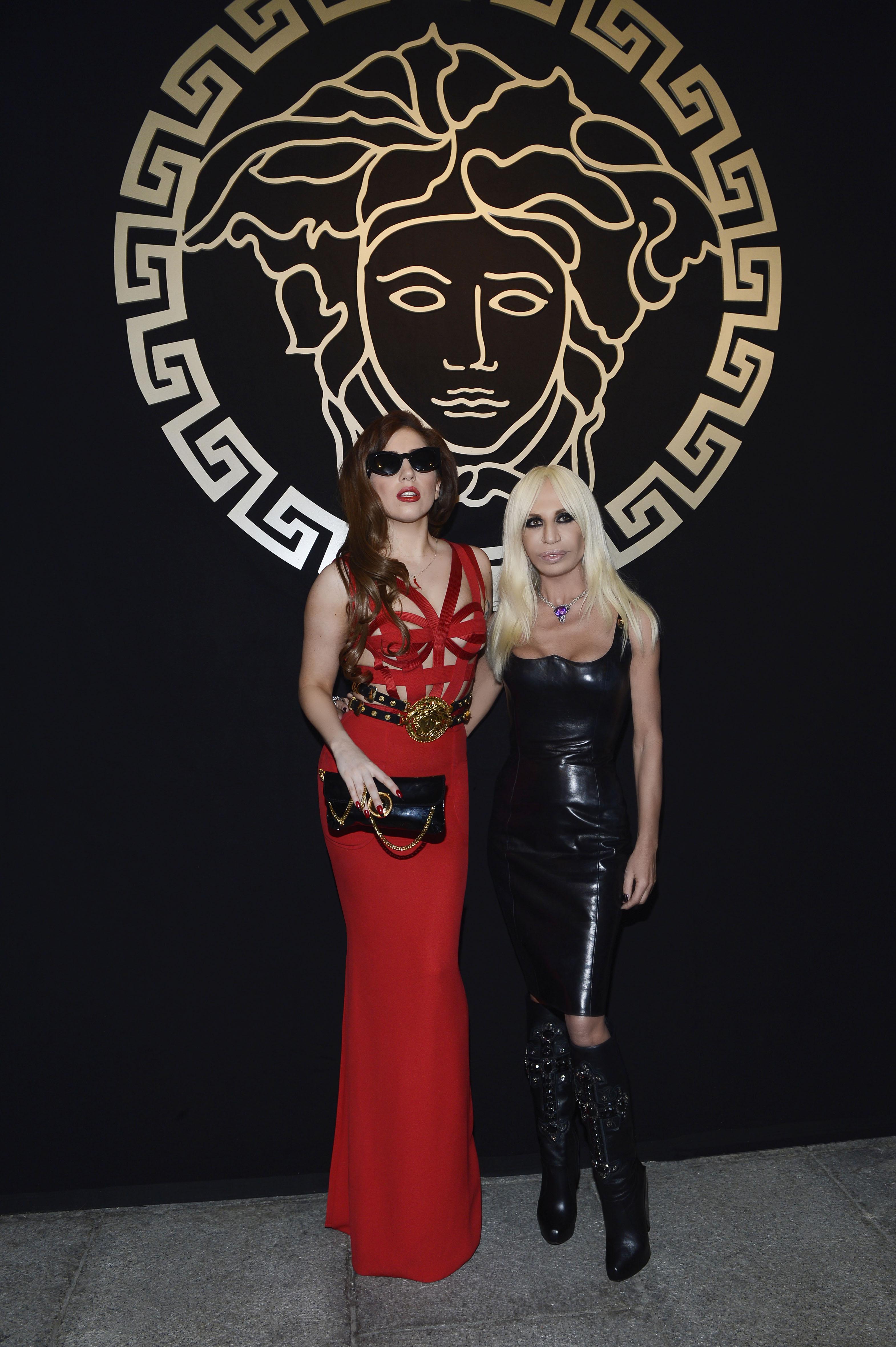 Donatella Lady Gaga Tumblr