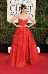 RED CARPET: GOLDEN GLOBES 2013