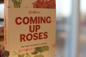 COMING UP ROSES: AN EVENING AT CATH KIDSTON HQ
