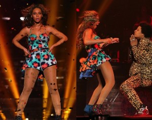 LIVE: BEYONCE &#8211; GROWN WOMAN (PARIS)