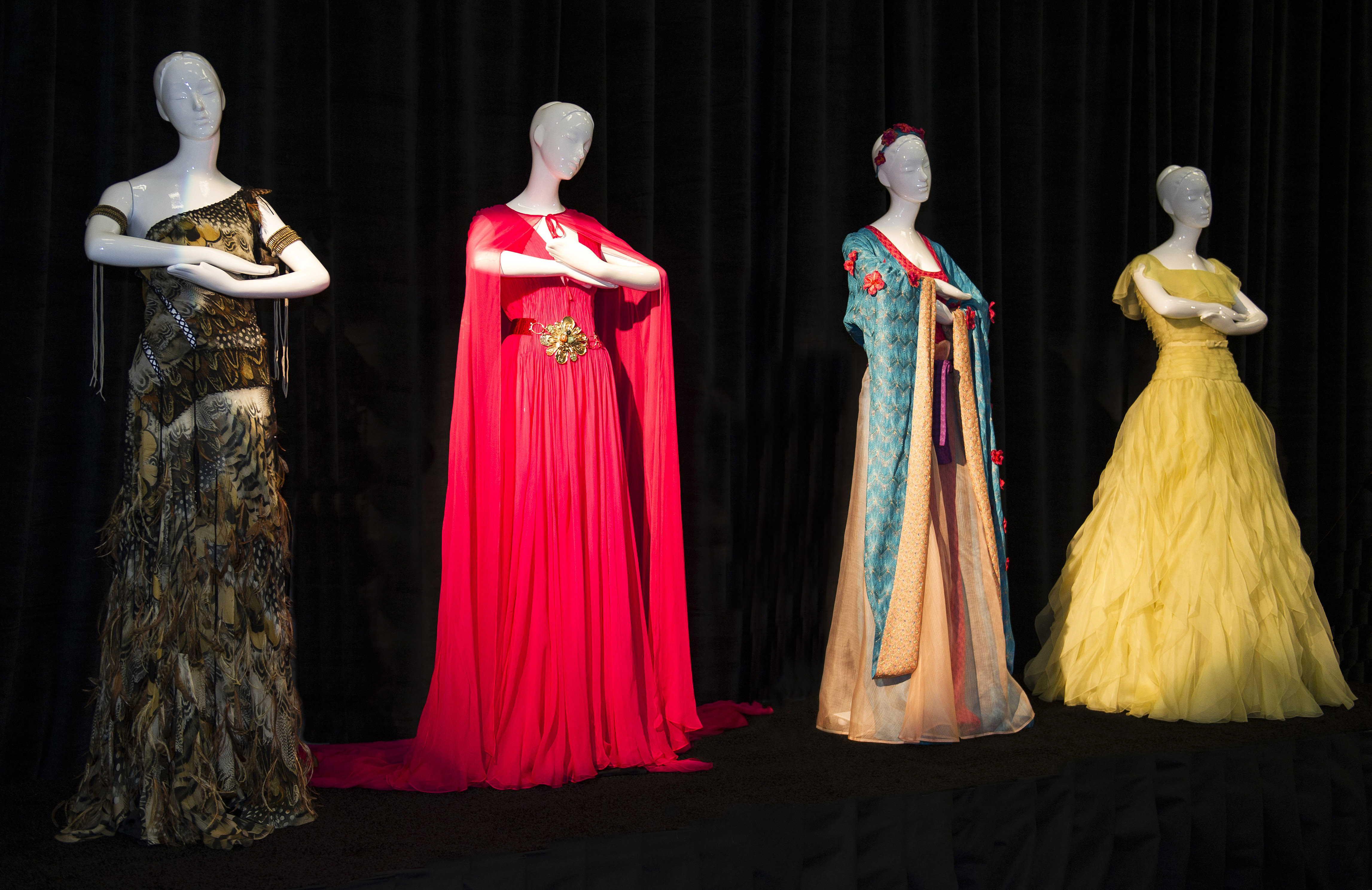 Fashion designer disney princess dress auction at harrods Replica designer clothes uk