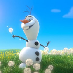 FILM: LIVING FOR FROZEN'S OLAF THE SNOWMAN