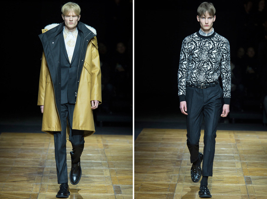 DIOR HOMME AW14 - Freak Deluxe 9c2573ce0fb7
