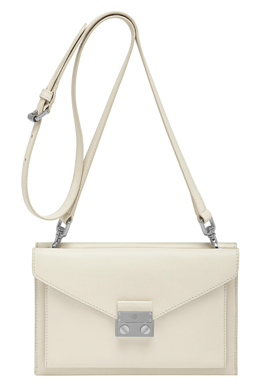 Small Cream Shoulder Bag 36