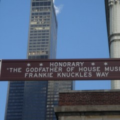 TRIBUTE TO FRANKIE KNUCKLES – CREATOR OF HOUSE ANTHEMS