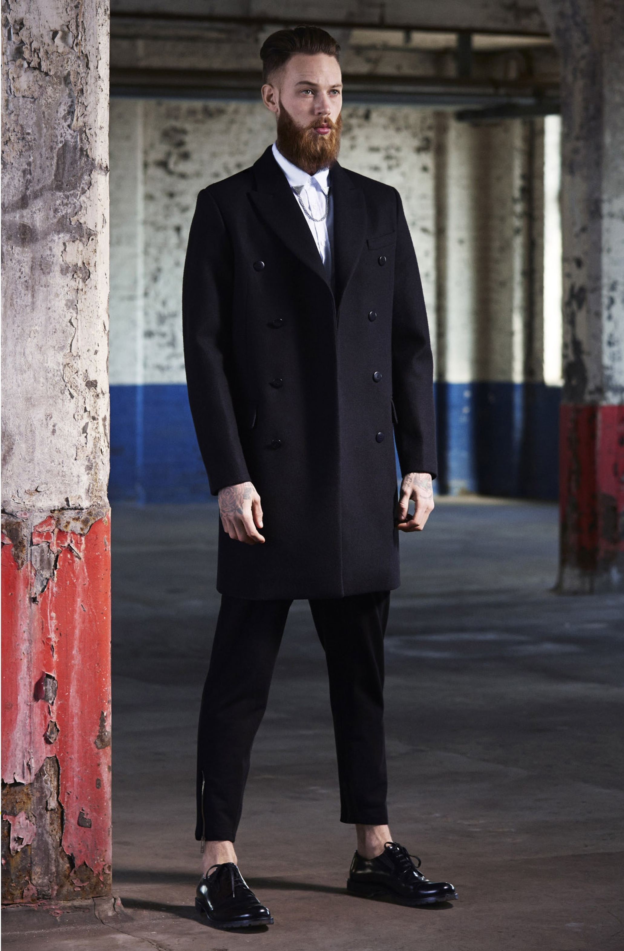 New Look Menswear: AW14 Collection