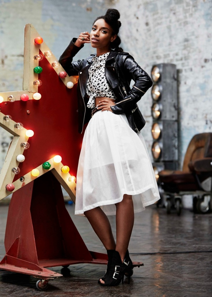 SuperTrash Lianne La Havas Campaign 1 Colour