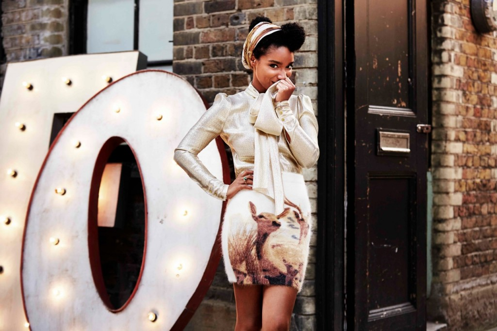 SuperTrash Lianne La Havas Campaign 2 colour