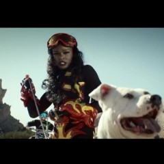 VIDEO: HEAVY METAL AND REFLECTIVE BY AZEALIA BANKS