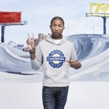 "PHARRELL WILLIAMS X UNIQLO ""I AM OTHER"" COLLABORATION"