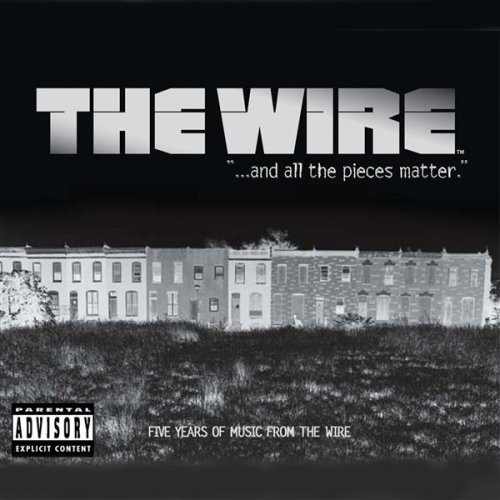 The Wire - And All The Pieces Matter (2008)