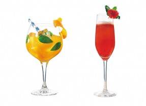 STYLISH HOMEMADE HALLOWEEN COCKTAILS WITH SCHWEPPES