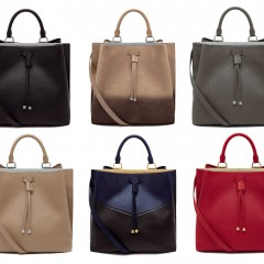 MULBERRY NAMES NEW BAG AFTER IT'S LONDON HOME
