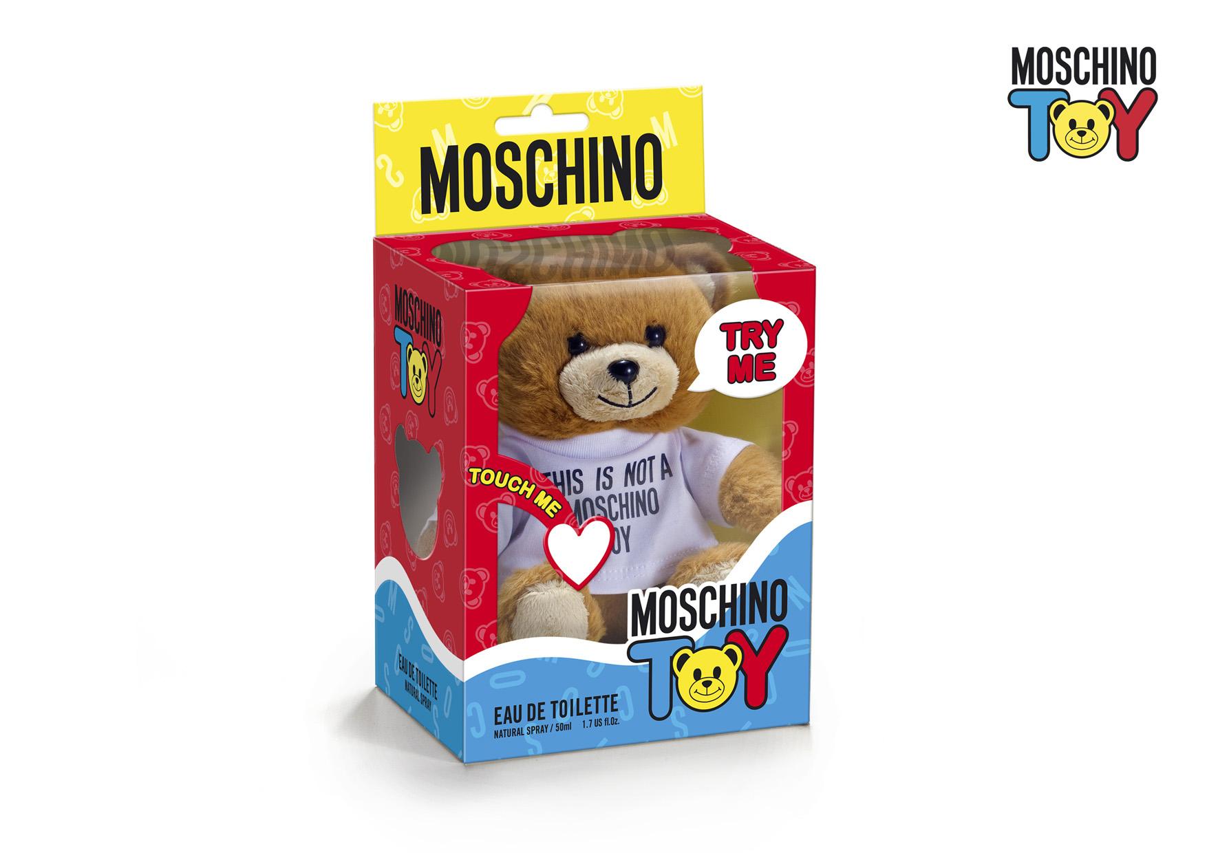 MOSCHINO TOY BOX