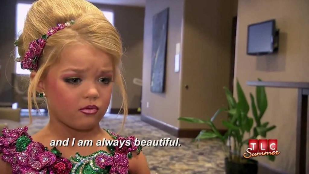 child makeup