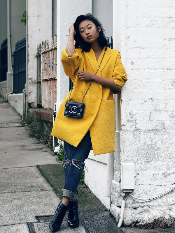 BLOGGER CRUSH MARGRET ZHANG 1