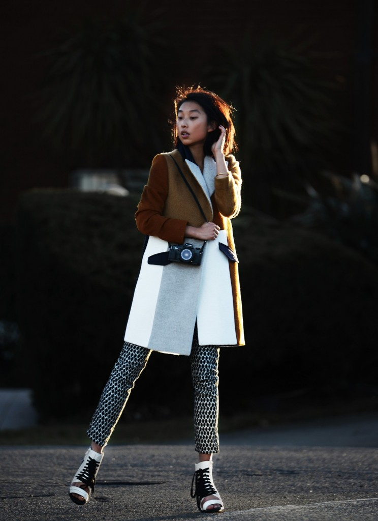 BLOGGER CRUSH MARGRET ZHANG 12