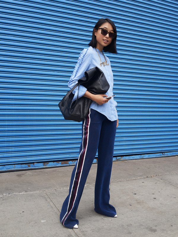BLOGGER CRUSH MARGRET ZHANG 5