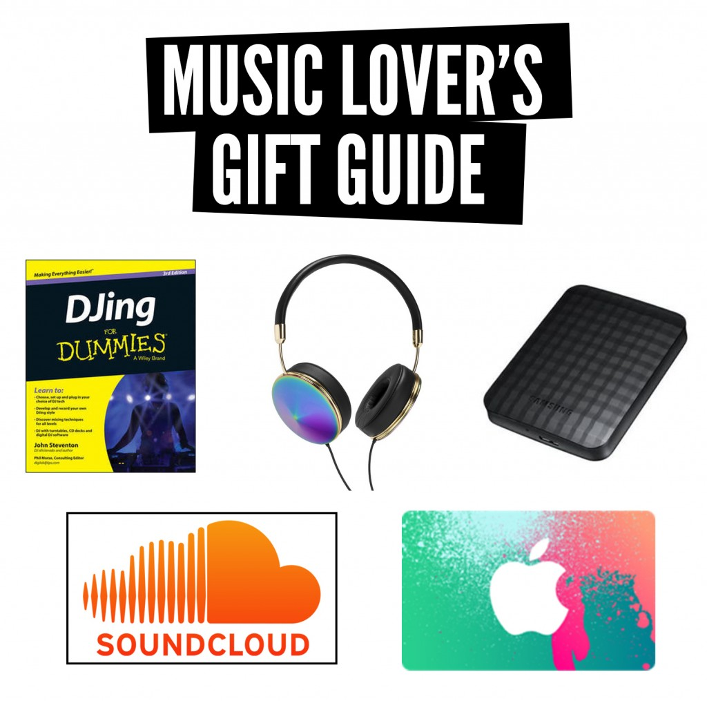 MUCIS LOVERS GIFT GUIDE