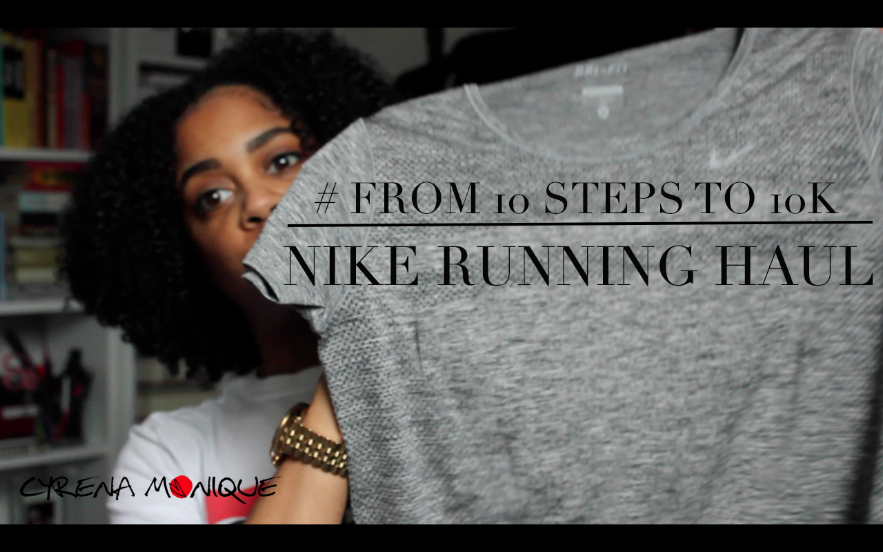 FROM 10 STEPS TO 10K NIKE RUNNING HAUL COVER