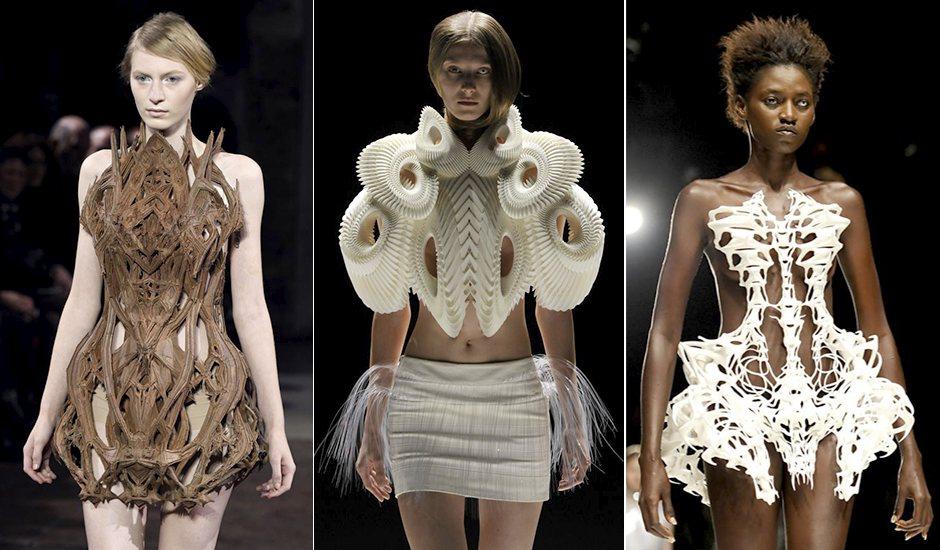 Iris van Herpen - 3D fashion