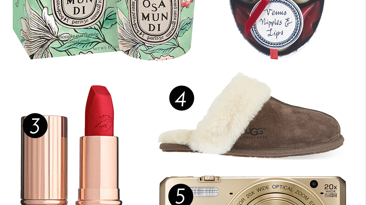 LAST MINUTE VALENTINES GIFT GUIDE