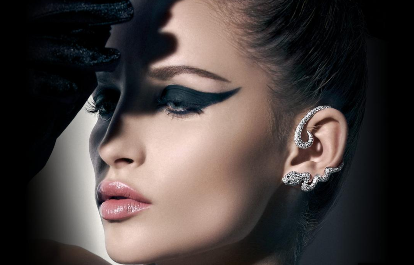 Show stopping jewellery NOUDAR SNAKE 2