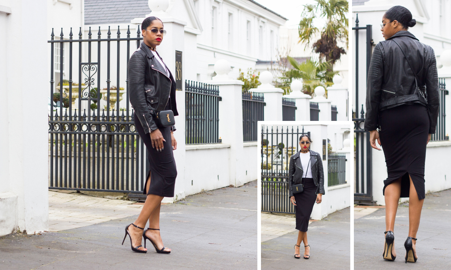 cyrena monique chain outfits look 4